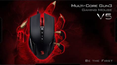 Mouse Macro Bloody V5 a4tech s bloody ultra 3 v5 series mouse review gizorama