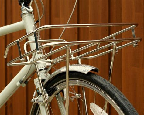Velo Orange Front Rack by Velo Orange Porteur Rack Review Biking In Dallas