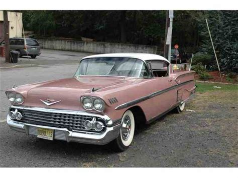 1958 chev impala 1958 chevrolet impala for sale on classiccars 45