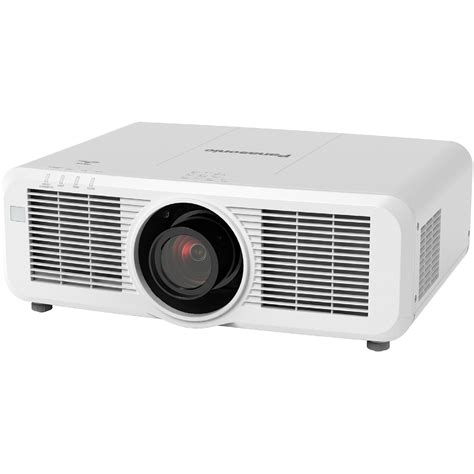 Lu Projector Panasonic panasonic pt mw530lu 5500 lumen wxga lcd laser pt mw530lu b h