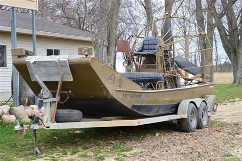 airboat in michigan boats for sale - Airboat For Sale Michigan