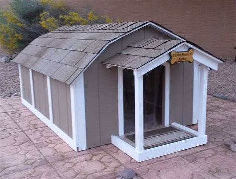 dog house with ac dog house air conditioner dog breeds picture