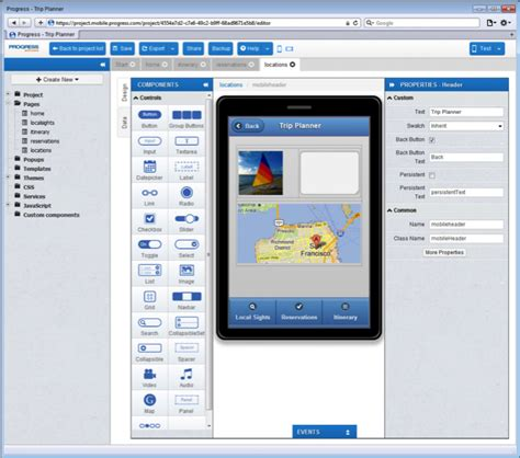 android app builder idevnews progress openedge mobile brings write one run anywhere to ios android apps