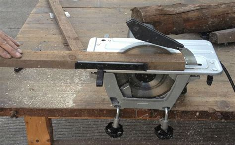 convert portable circular saw to table saw multifunction portable carry table circular saw buy