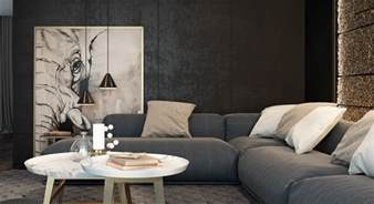 black and rooms black living rooms ideas inspiration