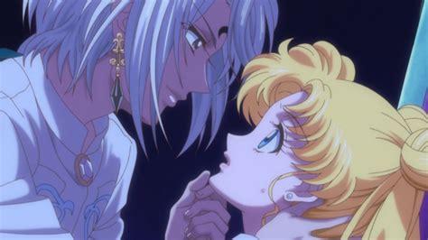 Kaos Bunny Sleep On Moon sailor moon episode 21 anime review