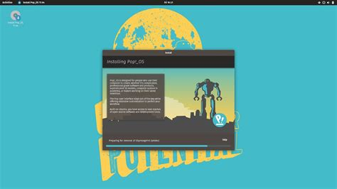 best linux distro for developers system76 pop os beta ubuntu based linux distro for