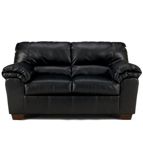 ashley commando sofa signature design by ashley commando black 6450035