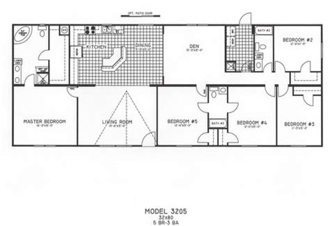 modular home 5 bedroom modular homes plans