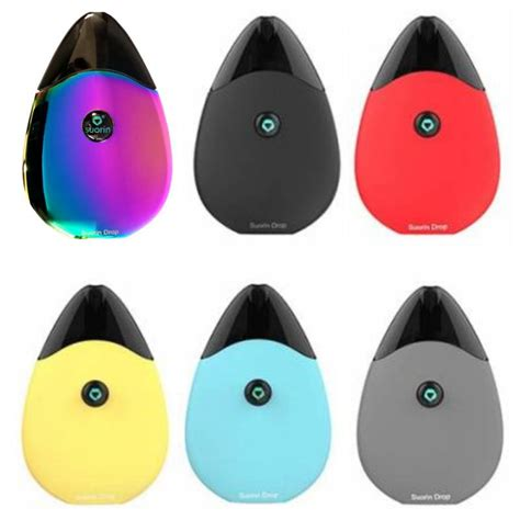 Suorin Drop Ultra Portable System Pod By Suorin Authentic suorin drop ultra portable system vapes discounts