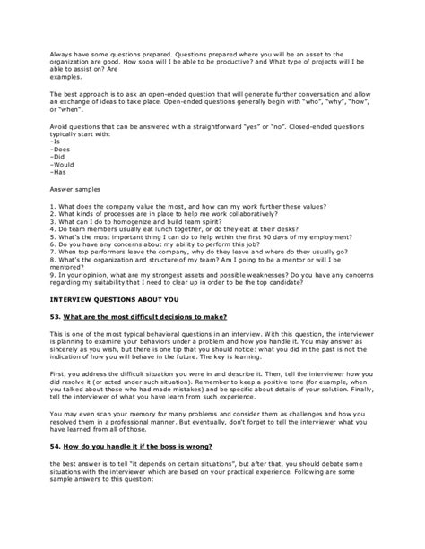 sle questions and answers for lowe s