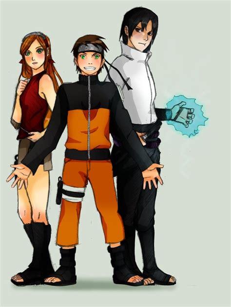 Hoodie Anime Gaara Style N 13 the ben 10 team by starrrtt27 on deviantart