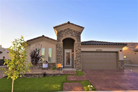 featured homes el paso festival of homes