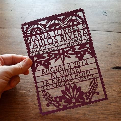 Wedding Invitation Design Etsy by Etsy Eco Beautiful Weddings The E Magazine