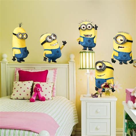 minions room decor choosing minion room d 233 cor for your child s bedroom