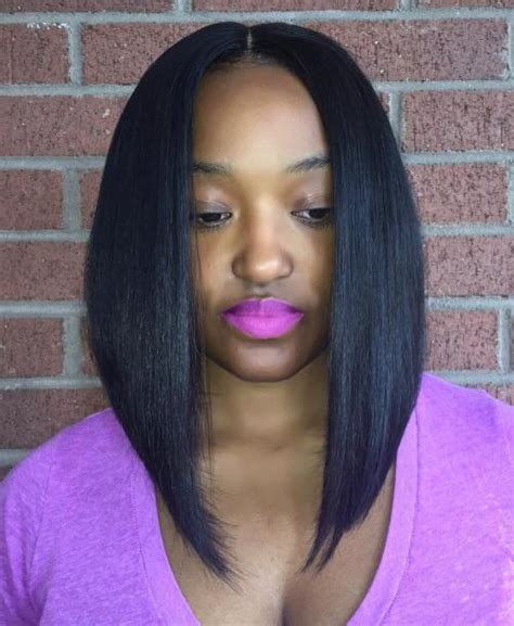 full sew in with middle part sew hot 30 gorgeous sew in hairstyles