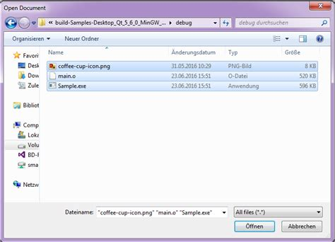 qt tutorial dialog box qt tutorials for beginners qfiledialog getopenfilenames