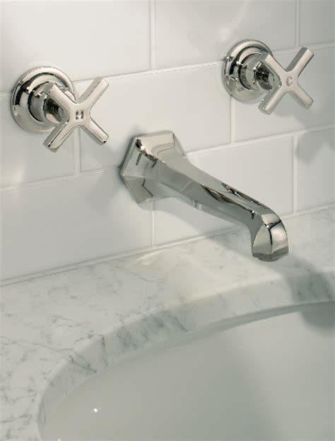 3 hole taps bathroom 1930 s macintosh wall mounted three hole basin mixer tap