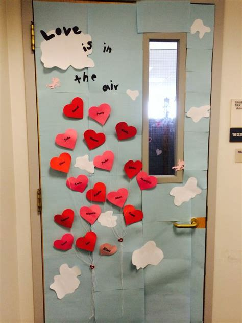 s day office door decoration each has an