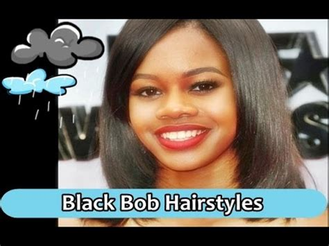 hairstyles bangs youtube black bob hairstyles with bangs for round faces youtube