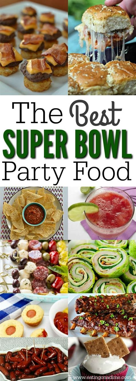 the ultimate super bowl food ideas list 165 recipes 314 best football party ideas images on pinterest