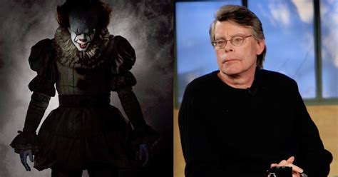 film it stephen king saw the new it movie and he has some