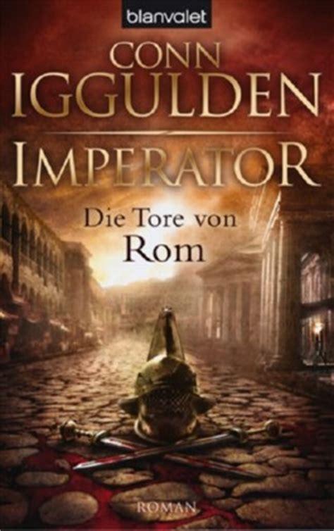 imperator books imperator die tore rom conn iggulden bei
