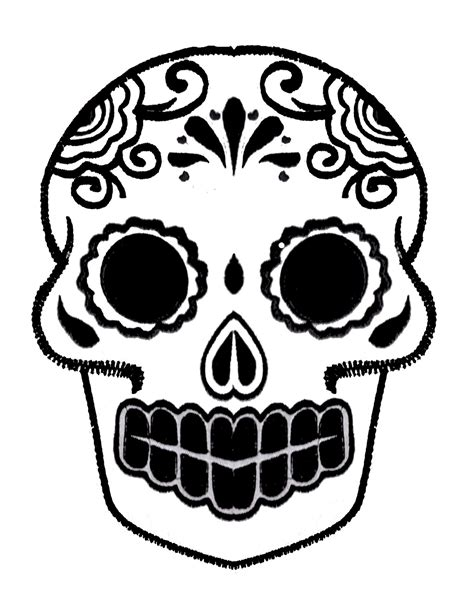 day of the dead mask templates flvs printables