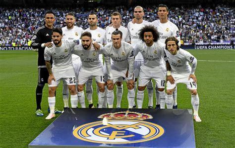 fotos real madrid equipo el real madrid sigue siendo el club m 225 s valioso del mundo