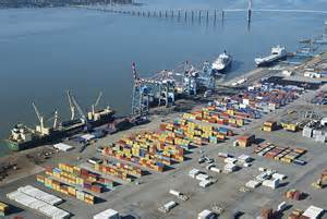 visite du port maritime de nantes nazaire
