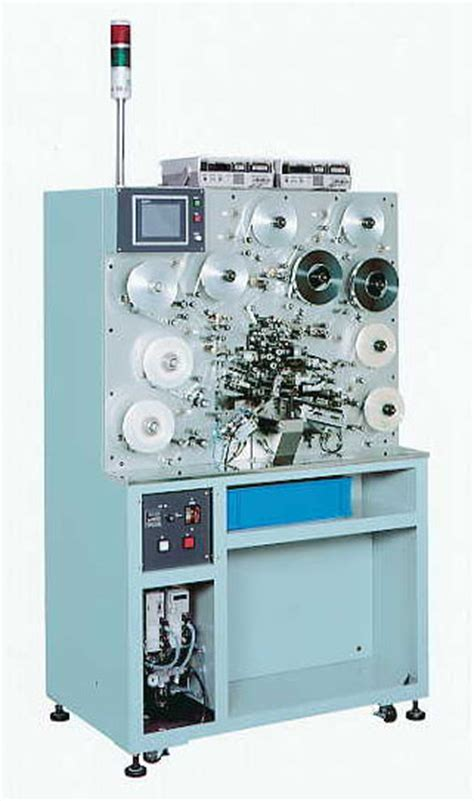 capacitor machine capacitor winding machine model cw2s 50jt technical coordination development of
