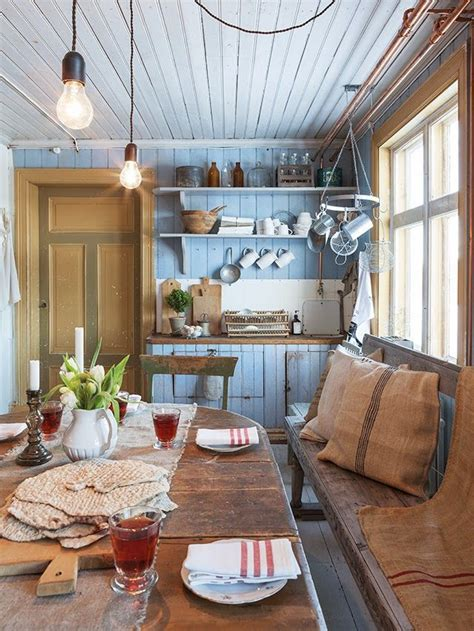 rustic farmhouse kitchen ideas 31 cozy and chic farmhouse kitchen d 233 cor ideas digsdigs