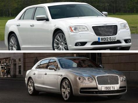 bentley vs chrysler logo is there a brand you absolutely cannot stand if so