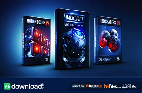 templates after effects free mac pro shaders 2 backlight motion design 2 mac video