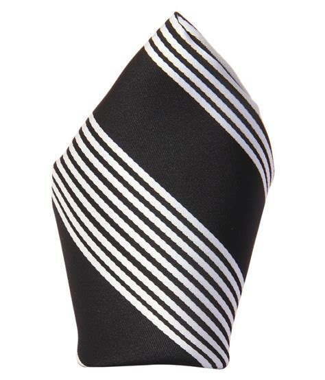 Black Pocket tossido black woven pocket square buy at low price in india snapdeal