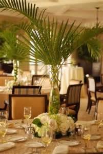 Decorating Ideas Using Palm Fronds 1000 Images About Palms Flower Arrangements On