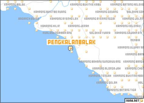 kemunting resort map pengkalan balak malaysia map nona net