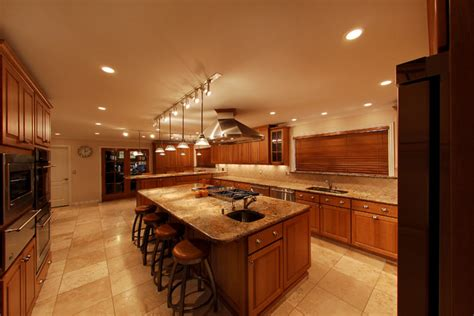 kitchen island track lighting 16 functional ideas of track kitchen lighting