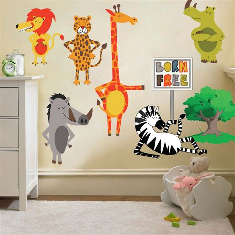 childrens bedroom wall stickers uk childrens themed wall decor room stickers sets bedroom decal nursery ebay