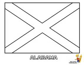 flag coloring page patriotic state flag coloring pages alabama hawaii