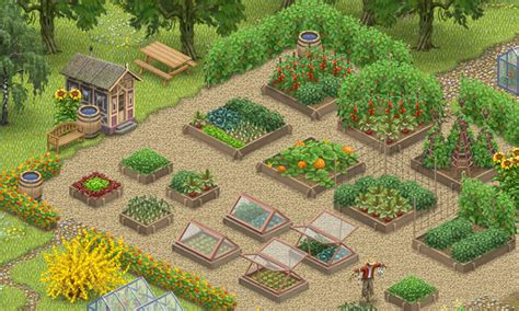 Home Design Games For Android Inner Garden Vegetable Garden Android Apps On Google Play
