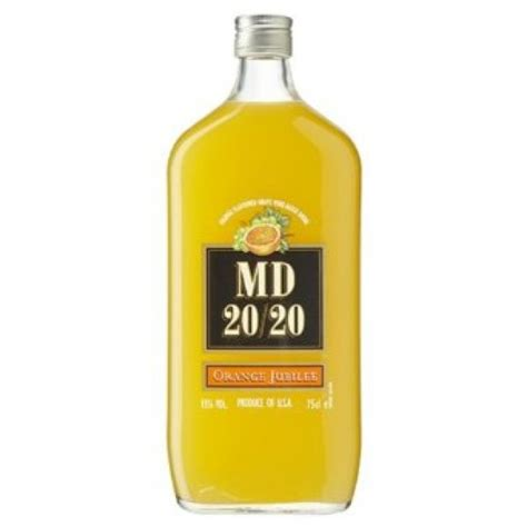 mad 20 20 flavors md 20 20 orange 75cl