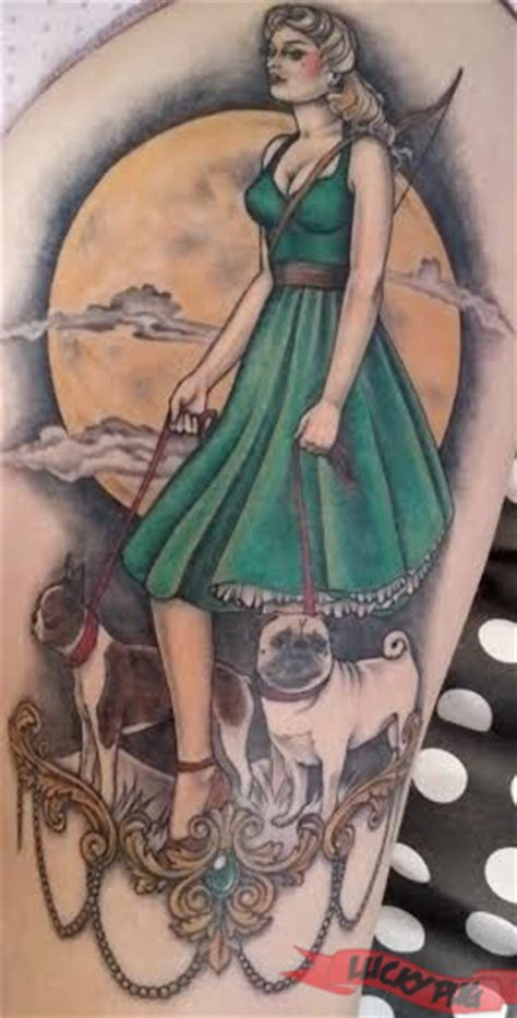 tattoo london notting hill color pug tattoos on legs pug tattoo picture gallery