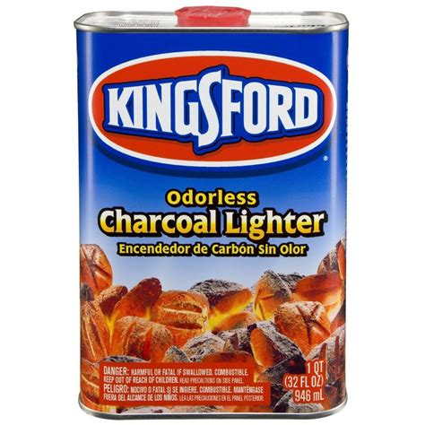 best way to light charcoal shop kingsford charcoal lighter fluid at lowes com