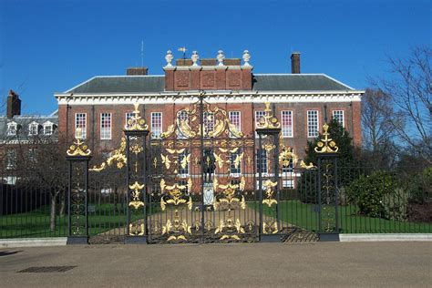 kensinton palace a brief history of kensington palace the enchanted manor