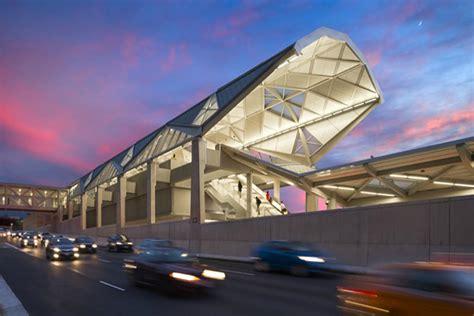 al design awards dulles metro railsilver  northern virginia architectural lighting