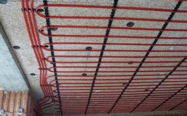 pannelli radianti a soffitto pannelli radianti il sistema di riscaldamento efficace ed