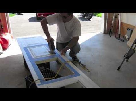 garage window insert installation garage