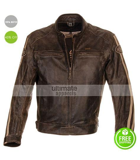 retro motorcycle jacket richa retro racing vintage brown motorcycle jacket