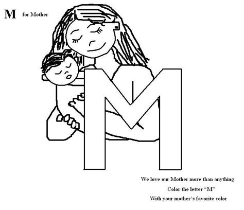 kindergarten coloring sheets letter m letter m coloring pages preschool